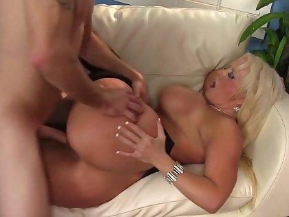 Incredible pornstar Alura Jenson in best mature, lingerie porn scene