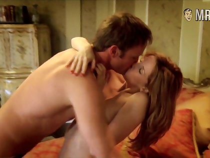 Kelly Reilly hot and sexy scenes
