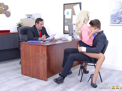 Olivia Clootie cannot control impulses in the office setting