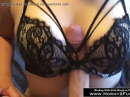 Horny2fuck - The best titjob you try seen - KaitlynVegas